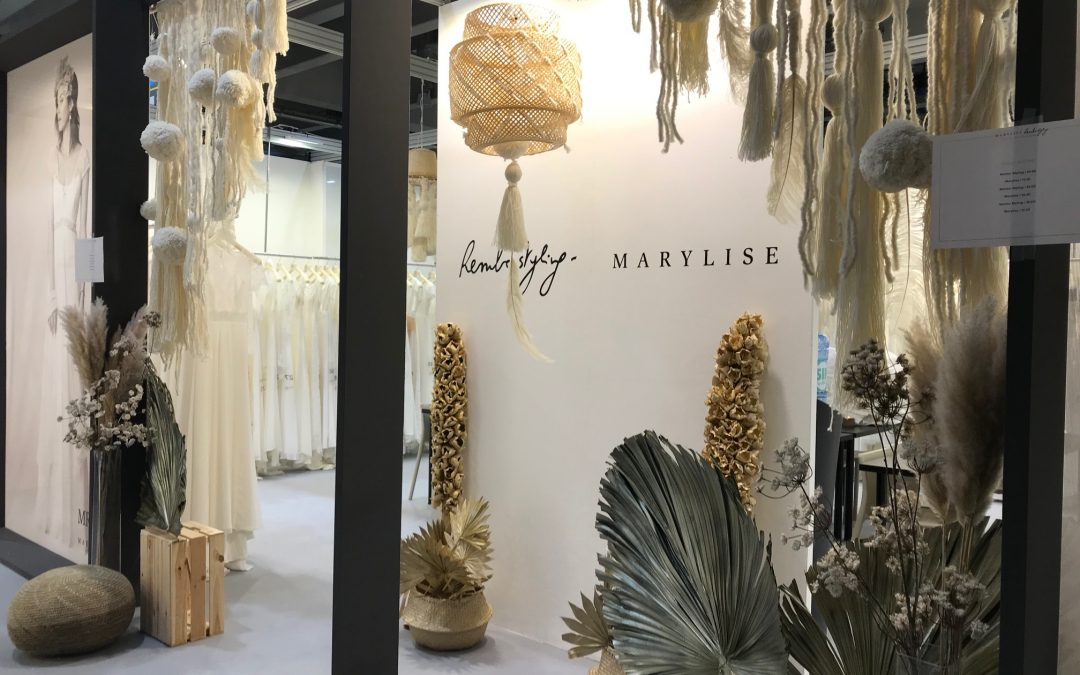 Christmas Comes Early At The New York Bridal Market
